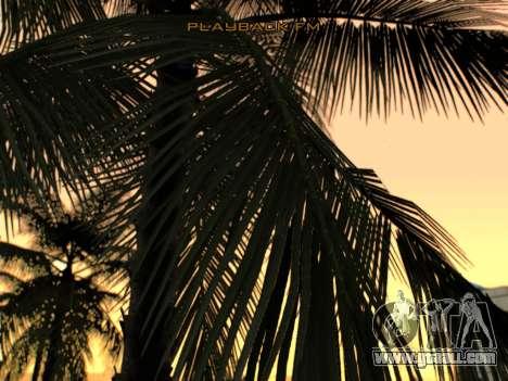 Lime ENB v1.2 SA:MP Edition for GTA San Andreas second screenshot