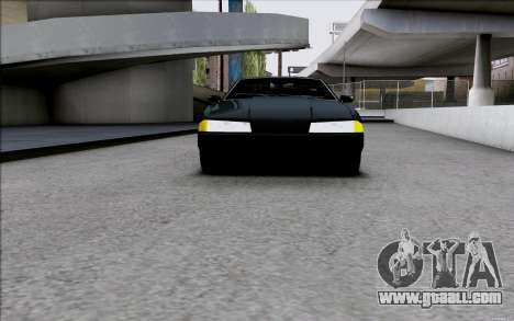 Japan Elegy for GTA San Andreas back left view