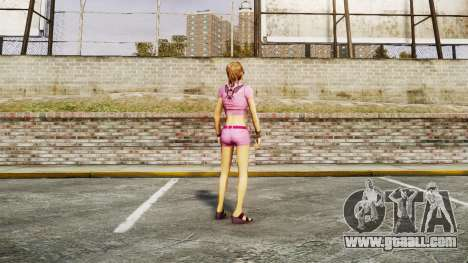 Girl FBI for GTA 4 sixth screenshot