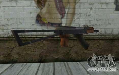 AK47 from Hitman 2 for GTA San Andreas third screenshot
