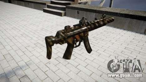 Gun MP5SD DRS CS for GTA 4 second screenshot
