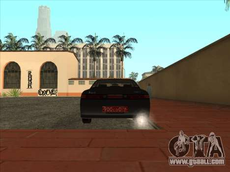 Toyota Mark II Consular for GTA San Andreas