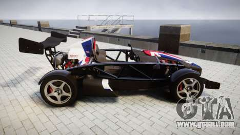 Ariel Atom V8 2010 [RIV] v1.1 S&A for GTA 4 left view