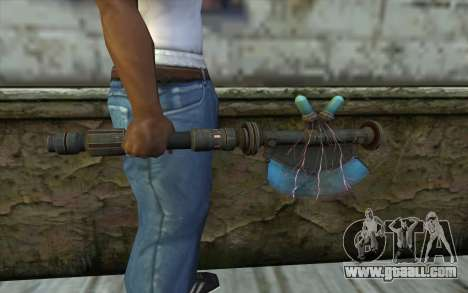 ProtonAxe From Fallout New Vegas for GTA San Andreas third screenshot