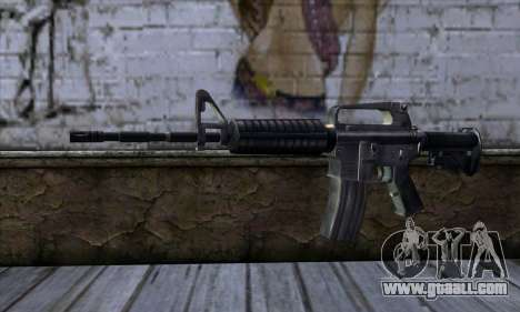 M4 from Far Cry for GTA San Andreas