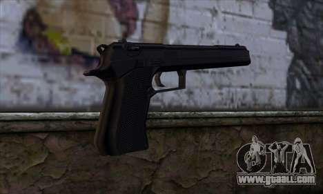 Grammaton Cleric Beretta v2 for GTA San Andreas second screenshot