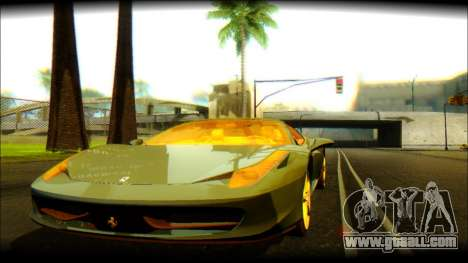 DayLight ENB for Medium PC for GTA San Andreas sixth screenshot