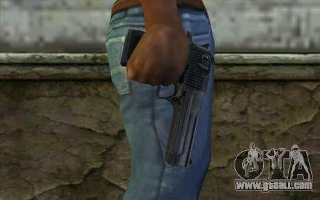 Desert Eagle Standart v1 for GTA San Andreas third screenshot
