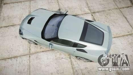 Chevrolet Corvette C7 Stingray 2014 v2.0 TireGY for GTA 4 right view