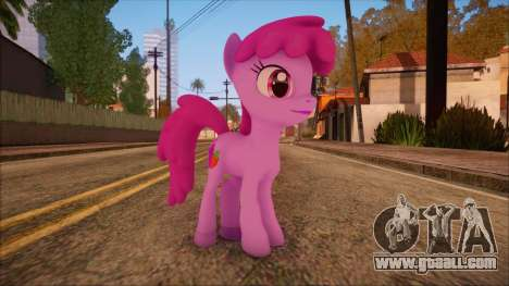 Berrypunch from My Little Pony for GTA San Andreas