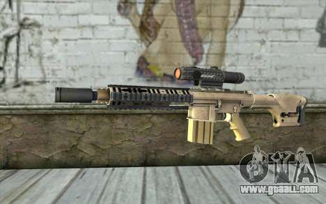 M110 Cuarter Combat Rifle for GTA San Andreas