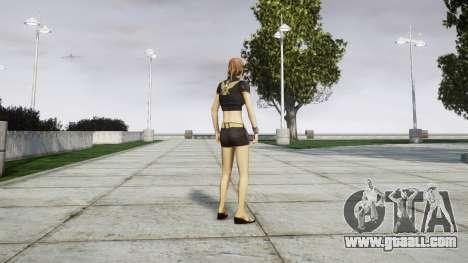 Girl FBI for GTA 4 second screenshot