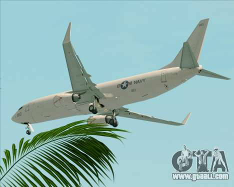 Boeing P-8 Poseidon US Navy for GTA San Andreas