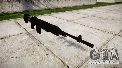Automatic rifle Mk 14 for GTA 4