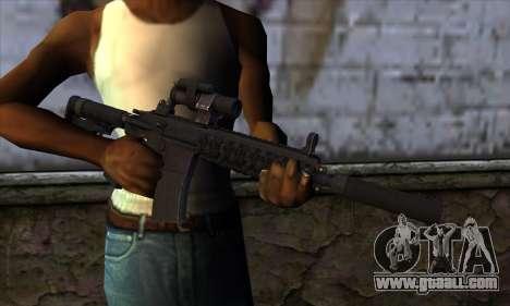 HX AP 15 from Hitman Absolution for GTA San Andreas third screenshot
