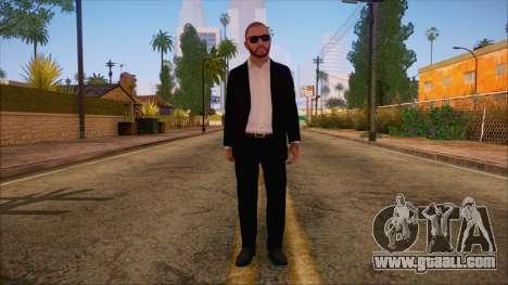 GTA 5 Online Skin 8 for GTA San Andreas