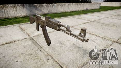 The AK-47 Grey for GTA 4