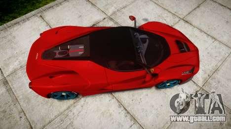 Ferrari LaFerrari 2014 [EPM] for GTA 4 right view