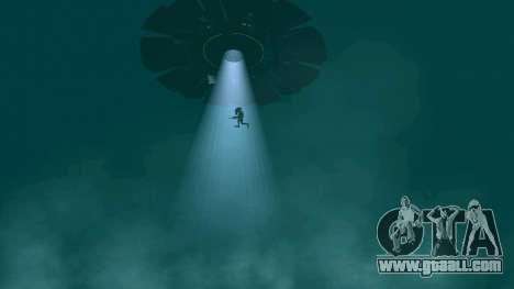 UFO over San Andreas for GTA San Andreas eleventh screenshot
