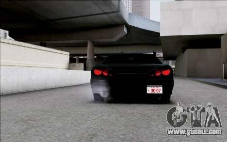Japan Elegy for GTA San Andreas back view