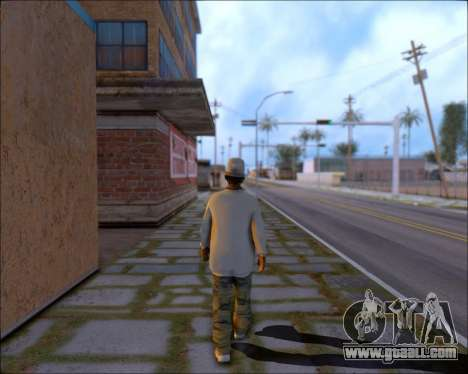 ClickClacks ENB V1 for GTA San Andreas forth screenshot