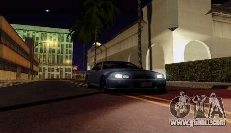 ENB for weak computers for GTA San Andreas third screenshot