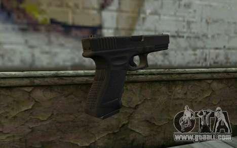 Glock-17 for GTA San Andreas second screenshot