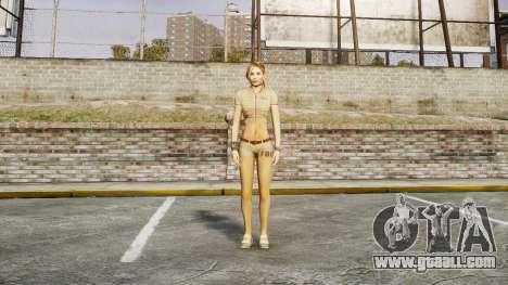 Girl FBI for GTA 4 third screenshot