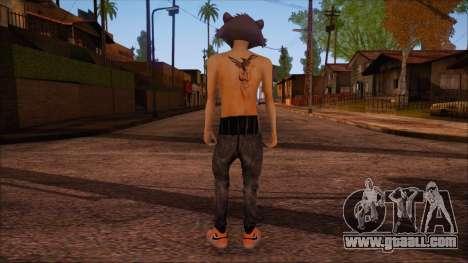 GTA 5 Skin for GTA San Andreas second screenshot