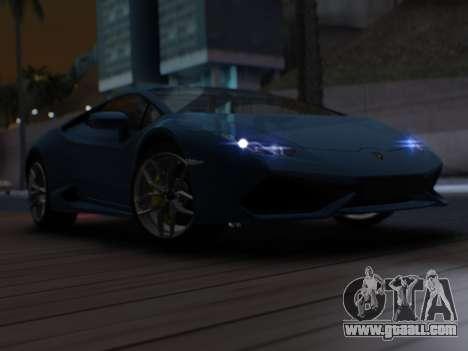 Lime ENB v1.2 SA:MP Edition for GTA San Andreas forth screenshot