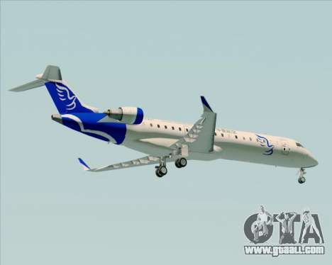 Embraer CRJ-700 China Express Airlines (CEA) for GTA San Andreas back view