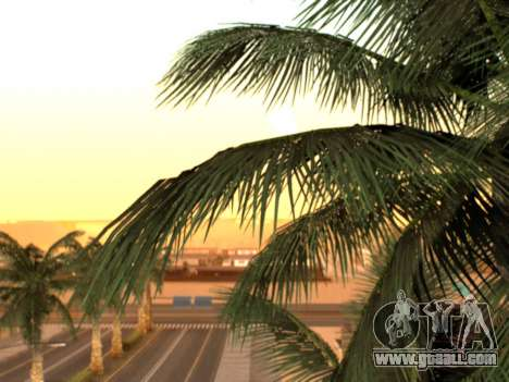 Lime ENB v1.2 SA:MP Edition for GTA San Andreas third screenshot