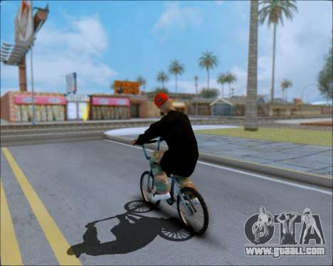 ClickClacks ENB V1 for GTA San Andreas fifth screenshot
