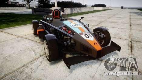 Ariel Atom V8 2010 [RIV] v1.1 RAPA olio for GTA 4