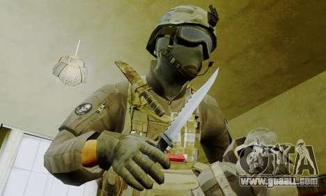 Spec Ops for GTA San Andreas fifth screenshot