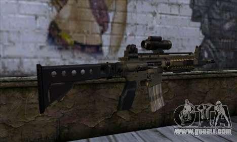 LR300 v1 for GTA San Andreas second screenshot