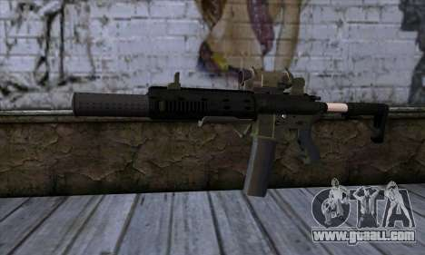 Carbine Rifle from GTA 5 v1 for GTA San Andreas