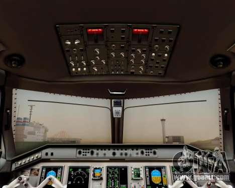 Embraer E-190 Air Canada for GTA San Andreas engine