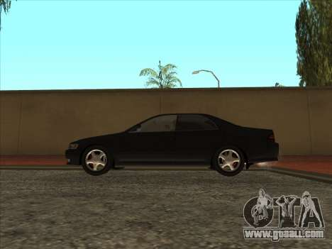 Toyota Mark II Consular for GTA San Andreas back view