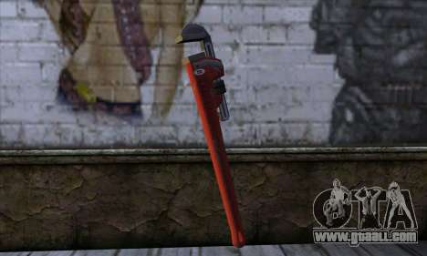 Wrench from Far Cry for GTA San Andreas