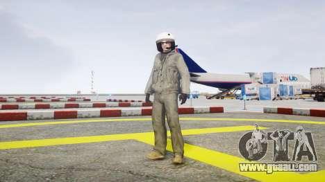 Combat pilot for GTA 4