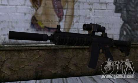 HX AP 15 from Hitman Absolution for GTA San Andreas