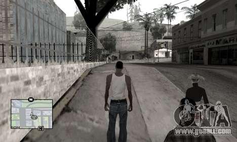 Winter Colormod for GTA San Andreas second screenshot