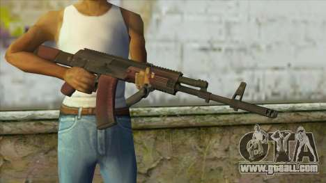 AK47 from Battlefield 4 for GTA San Andreas third screenshot
