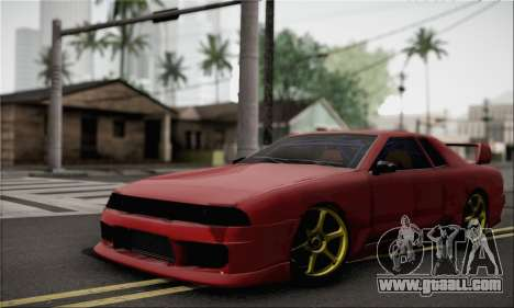 New Elegy Drift Edition for GTA San Andreas