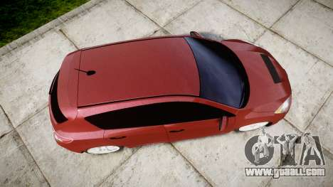 Mazda 3 MPS for GTA 4 right view