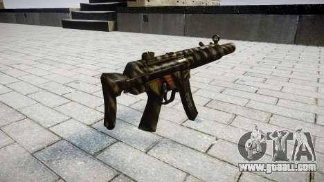 Gun MP5SD NA CS for GTA 4 second screenshot