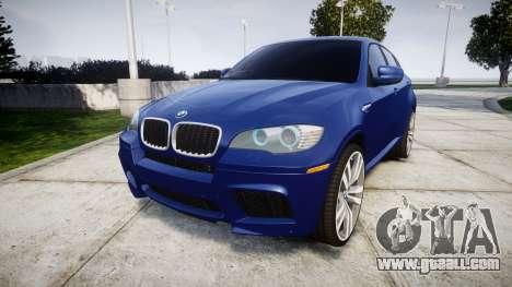 BMW X6M rims1 for GTA 4