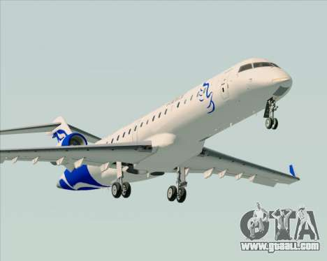 Embraer CRJ-700 China Express Airlines (CEA) for GTA San Andreas engine