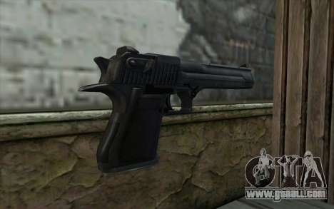Desert Eagle Standart v1 for GTA San Andreas second screenshot